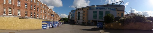 Stamford bridge Panorama