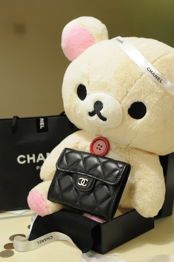 Chanel Wallet Coin Pocket