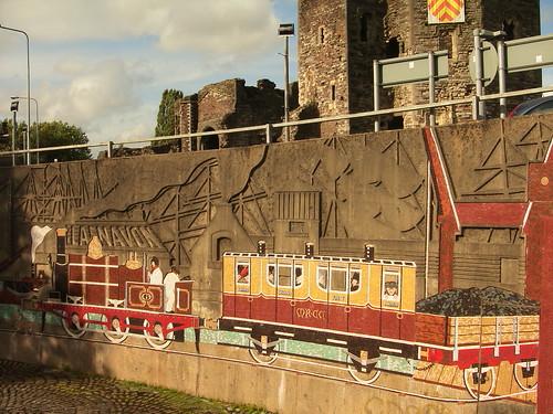Train Mosaic