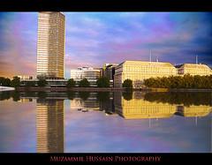 River Thames (Muzammil (Moz)) Tags: reflections mirror riverthames moz albertembankment muzammilhussain