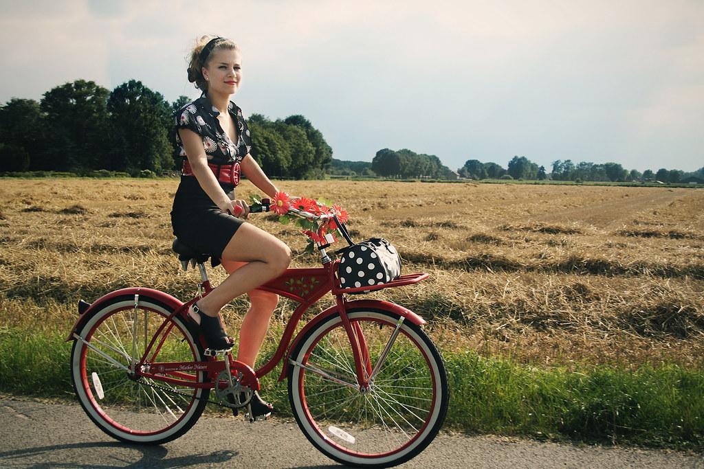 The biking bag