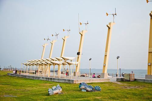 旗津風車公園、海岸公園-40
