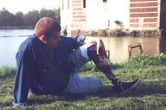 HORST024 (ampulove.net) Tags: alex below knee left amputation amputee ampulove