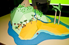 Lisa loxley 3d paper island (Design Centre Enmore) Tags: new old design is sydney event again presents week re talks enmore