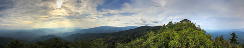 Mt Cammerer Pano