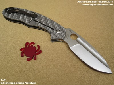 Spyderco Tuff Preview