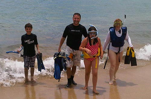 Lanaisnorkeling