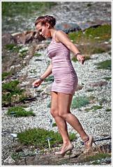 Hiking in High Heels (Artvet) Tags: