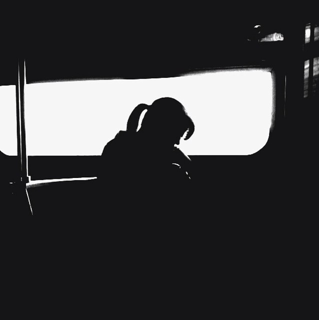 subway silhouette