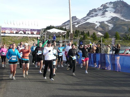 Hood to Coast relay