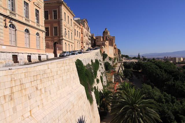 Il Castello, Cagliari.