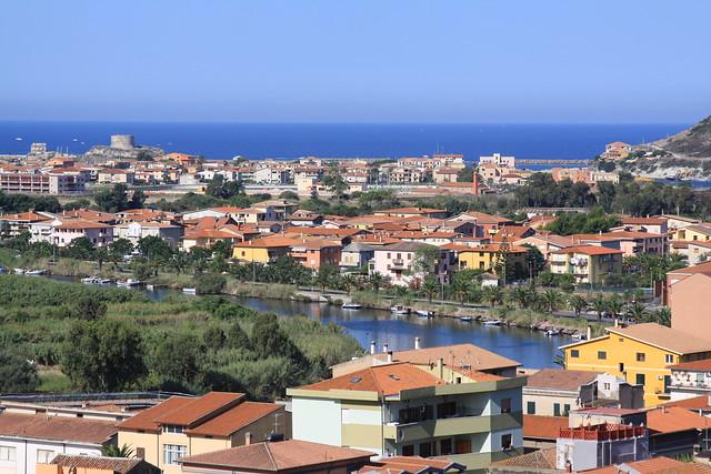 Bosa Marina and the Med