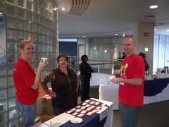 Volunteers at JoomlaDay Cape Town