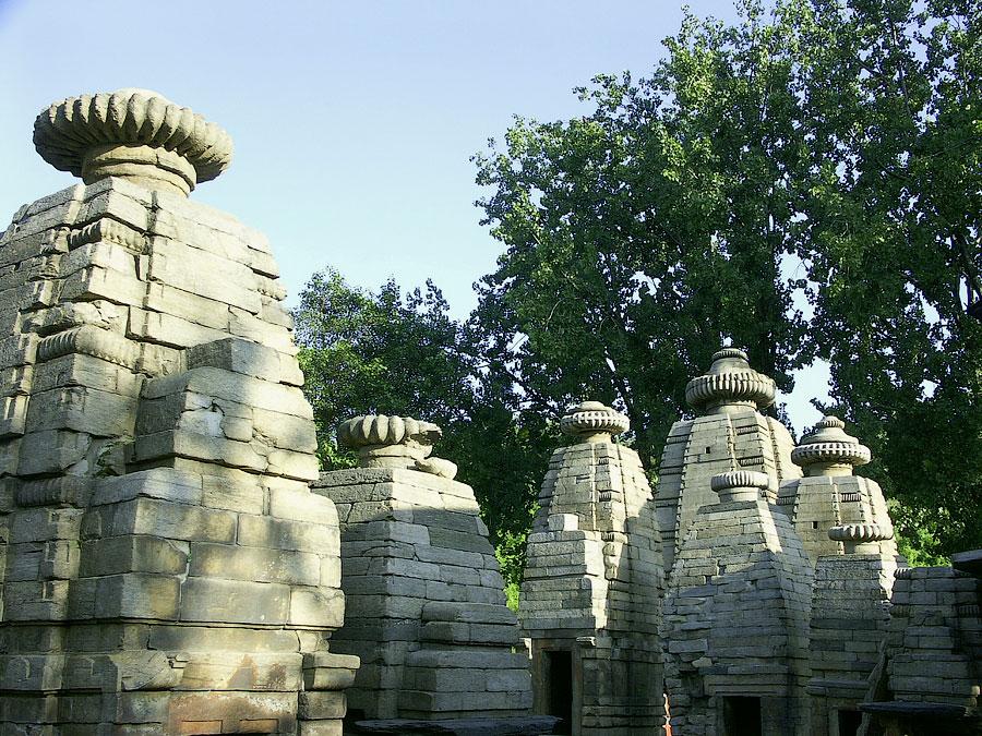 Байджнатх, группа храмовпосвященных Шиве © Kartzon Dream - авторские путешествия в Индию
