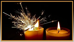 Candle Light (rQQzy) Tags: light candle sparkle flame