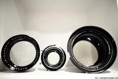 Xenar 480mm f/4.5, Xenotar 150mm f/2.8, Aero Ektar
