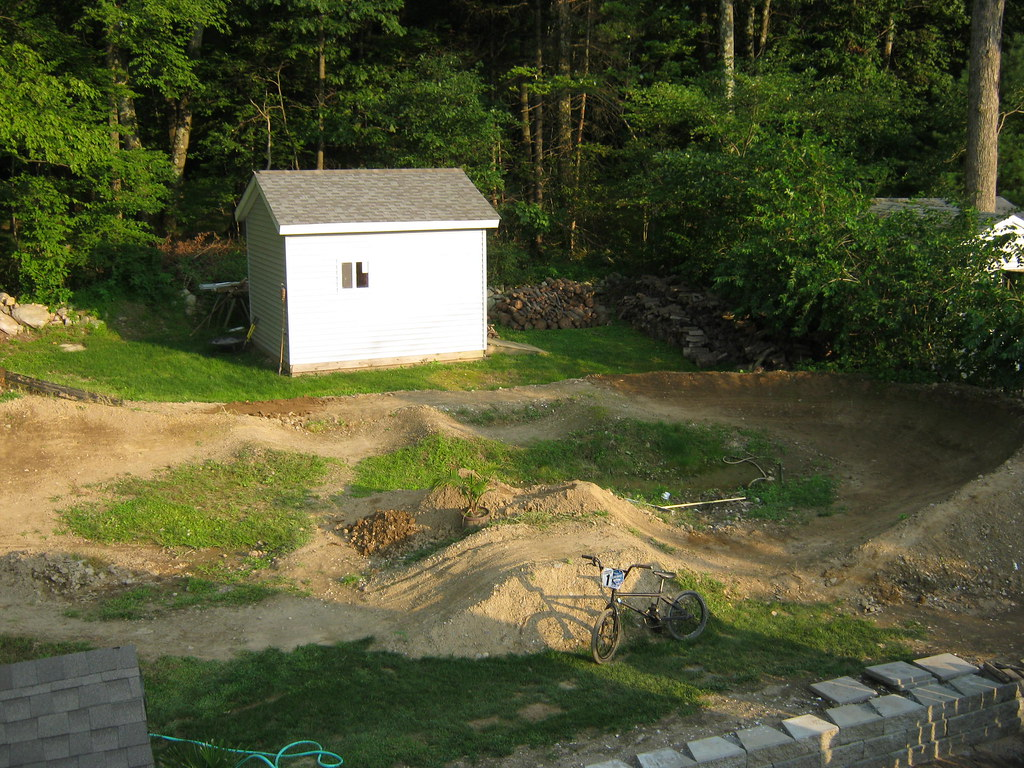 vintagebmx com u003e backyard track