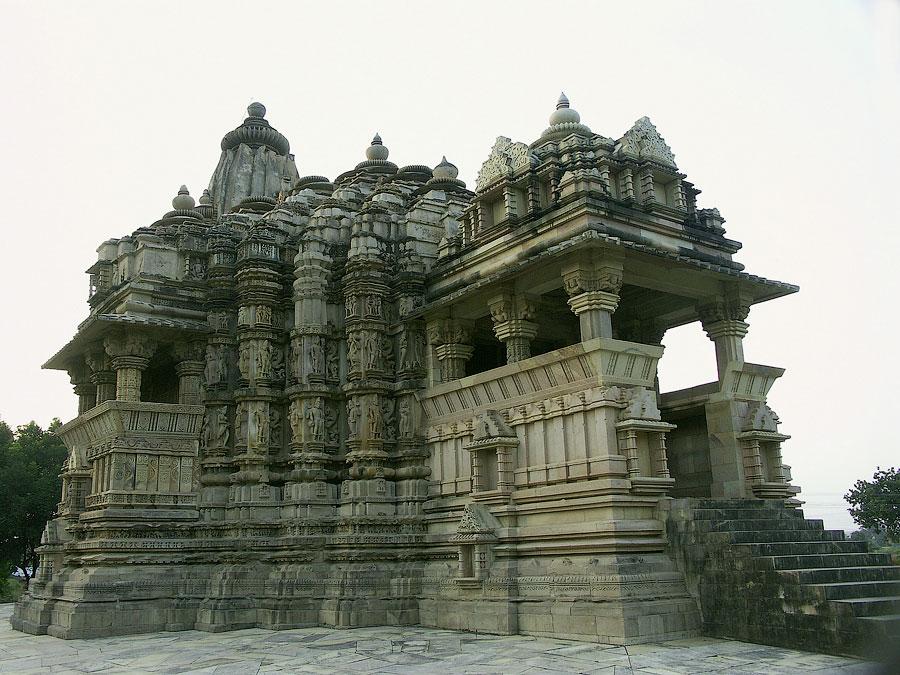 Чаусат Йогини. Храмы Кхаджурахо
