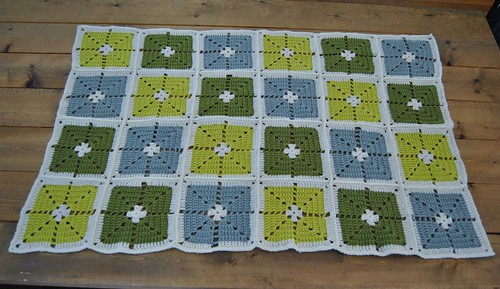 clover hill blanket
