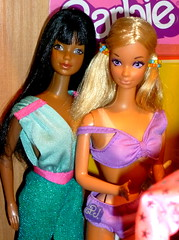 Barbie  Dolls  Sun Lovin ,  Sunsational (super.star.76) Tags: face fashion monster turn vintage toys high mod doll dolls stacey julia head cream n barbie twist best coco pj era buy christie peaches ponytail mold tnt superstar mattel rockers steffie platinium titian