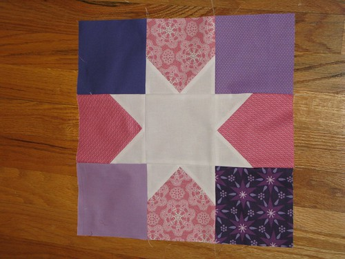 Quilting for Kids block