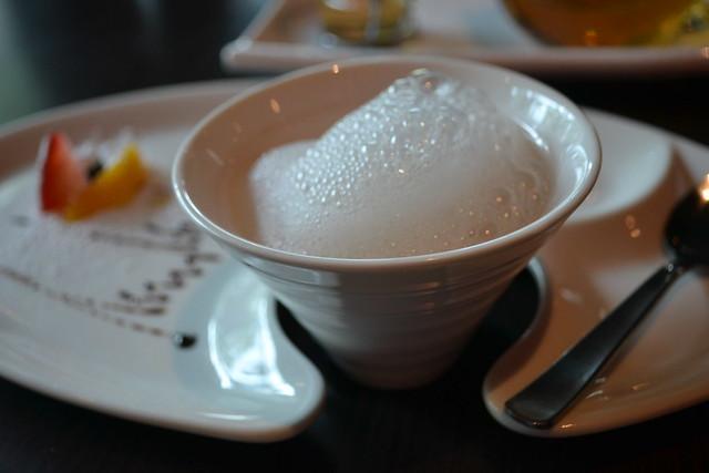 Dozo's Espresso Crème brûlée