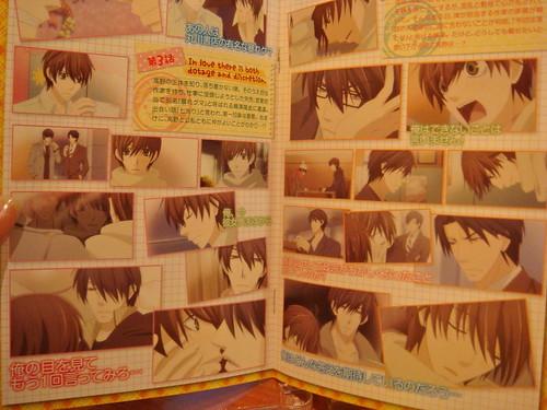 Sekaiichi Hatsukoi Vol. 2 DVD Limited edition.
