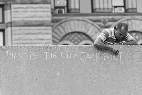 This is the city Jack built.