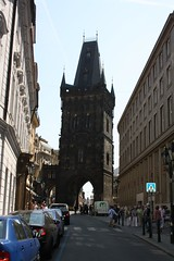"Powder Tower (Prašná brána), Prague (Prag/Praha) • <a style=""font-size:0.8em;"" href=""http://www.flickr.com/photos/23564737@N07/6083161972/"" target=""_blank"">View on Flickr</a>"