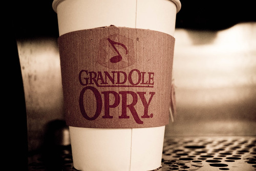 Grand Ole Opry drink
