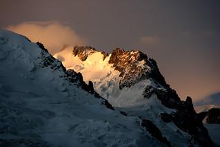 Mont Blanc - Sunrise - 4, Hotel La Sapiniere, Chamonix