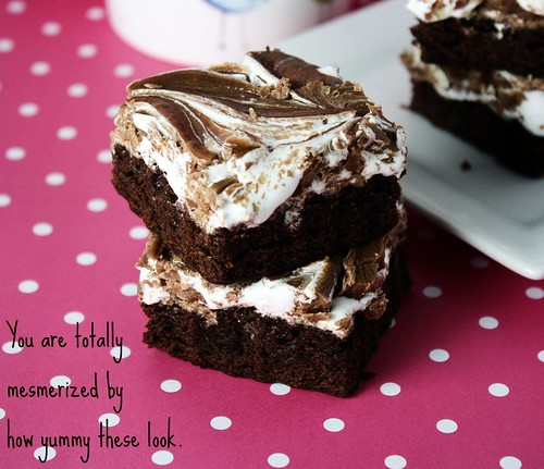 Rocky Road Rocky Road Brownies