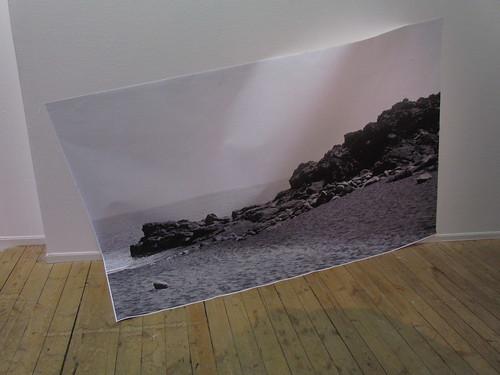 Sandra Vaka Olsen: Grain Picture Sand Place