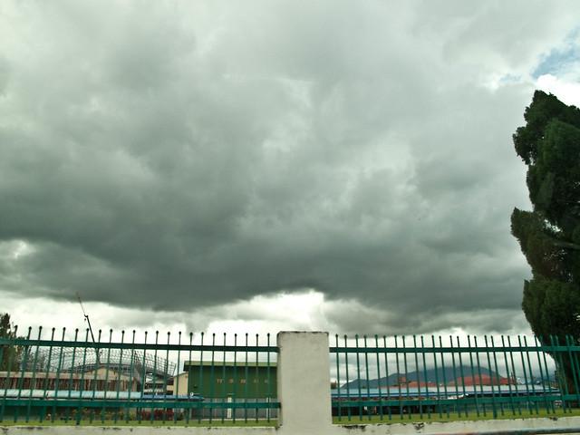 IMG_2457 Nimbostratus Clouds -  云(怡保巴占小学), Malaysia