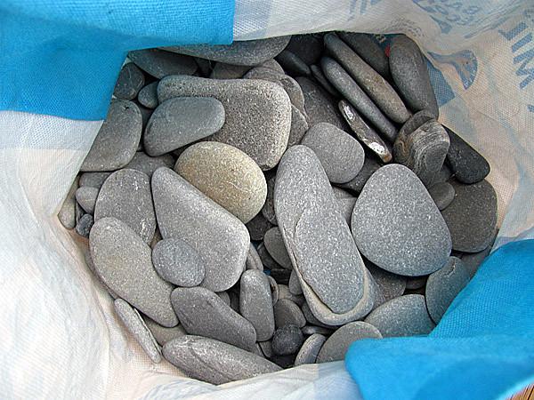 Galets de la Gaspésie - Pebbles from Gaspésie (Québec)