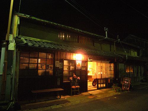 宇陀松山夢街道町並みライトアップ-16