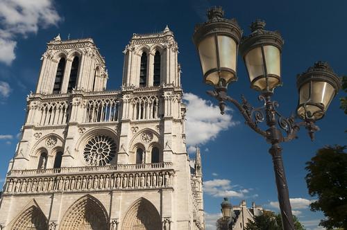 フリー写真素材, 建築・建造物, 教会・聖堂・モスク, ノートルダム大聖堂 (パリ) 世界遺産, フランス, パリ,