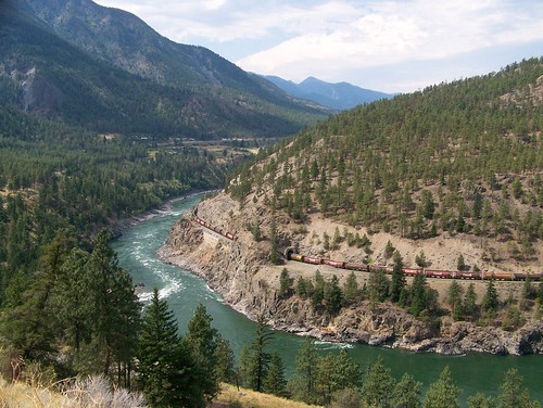 Thompson River BC