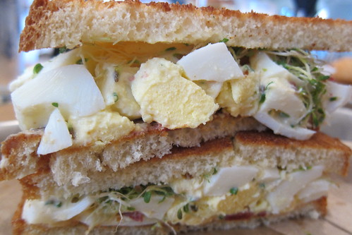 Fundamental LA: Egg Salad Sandwich