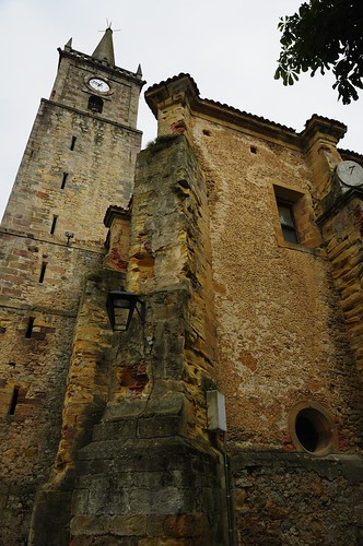 Iglesia de San Cristobal - Comillas - Cantabria