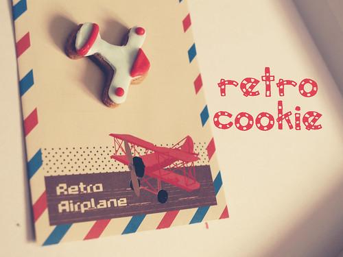 cookie plane