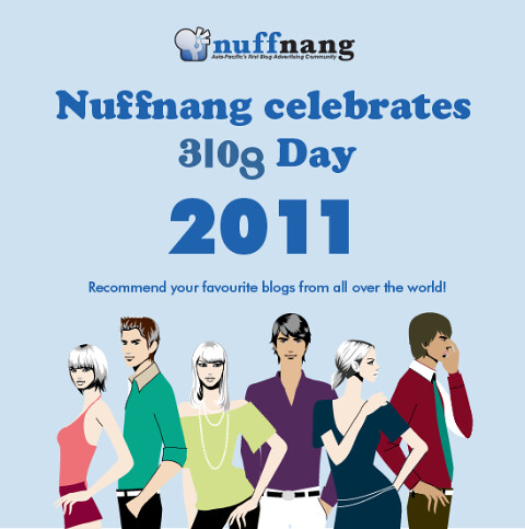 NuffNang Blog Day
