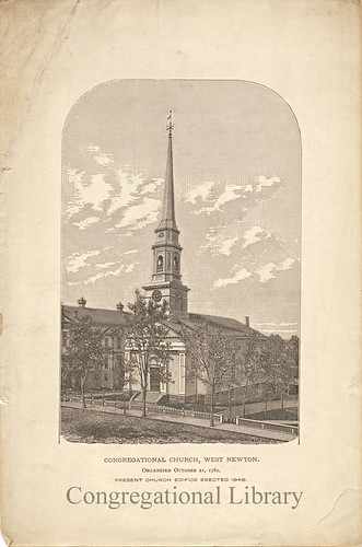 Newton, MA : Second Church of Newton.