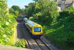 RD06532  172 007 Goblin Line (Ron Fisher) Tags: turbostar londonoverground alltypesoftransport goblinline