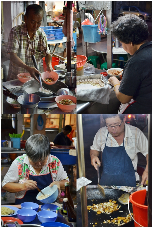 Various Traders on Wai Sek Kai