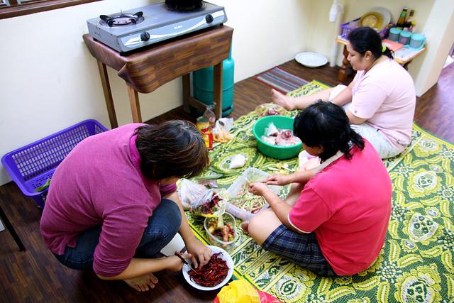 raya 2011 : the preparation