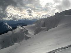 . (Elisabetta Freuli) Tags: alpinismo alpi valdaosta creste ghiacciai lyskamm