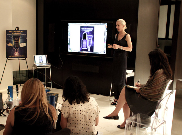 Cammie Cannella, Kiehl's Global Education Director