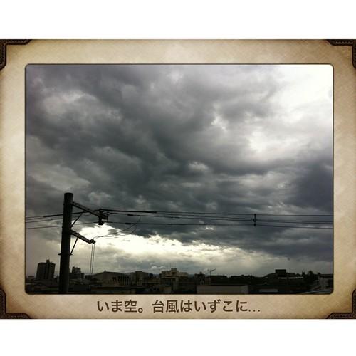 今日の写真 No.362 – 昨日Instagramへ投稿した写真(2枚)/iPhone4+Camera+