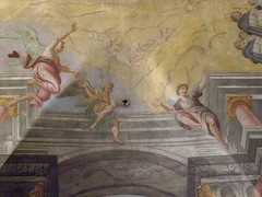 Dominican church frescoes, Koice (DeBeer) Tags: church saint angel saints ornament angels slovensko slovakia vault baroque fresco 18thcentury cherubs putto putti kosice dominicans illusionism koice baroqueart 18thcenturyart baroquechurch baroquepainting dominicanchurch 18thcenturypainting dominicansaint baroqueornament baroquefresco 18thcenturyfresco